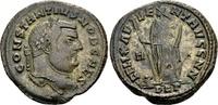 Constantius I. Caesar 305-306, AE Folli...