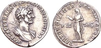 Hadrianus 117-138, AR Denar (19mm, 3,08...