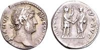 Hadrianus 117-138, AR Denar (17mm, 3,30...