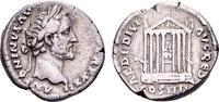 Antoninus Pius 138-161, AR Denar (17, 3...