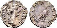 Diva Faustina II., AR Denar Rom (18mm, ...