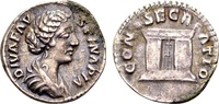 Diva Faustina II., AR Denar (18mm, 3.05...