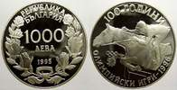 1000 Leva 1995 Bulgarien Republik Bulgarie...