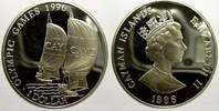 1 Dollar 1996 Kaiman-Inseln Elizabeth II. ...