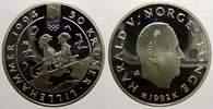 50 Kronen (Lillehammer) 1992 Norwegen Hara...