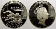 5 Tala 1994 Tokelau Elizabeth II. seit 195...
