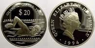 20 Dollars 1994 Tuvalu Elizabeth II. seit ...