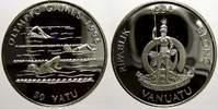 50 Vatu 1994 Vanuatu Republik Vanuatu seit...