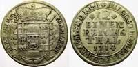 1/12 Taler 1714 Münster, Bistum Franz Arno...