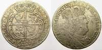 18 Gröscher 1754 Sachsen-Albertinische Lin...