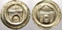 Brakteat 1156-1190 Sachsen-Meißen, markgrä...