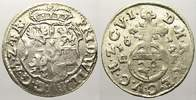 1/24 Taler (Groschen) 1674  GF Brandenburg...