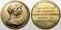 Silbermedaille 1888-1918 Brandenburg-Preuß...
