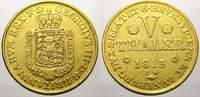 5 Taler (Gold) 1813  TW Braunschweig-Calen...