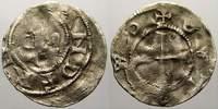 Pfennig 983-1002 Andernach, königliche und...