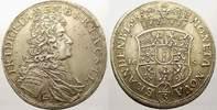 2/3 Taler 1695 Brandenburg-Preußen Friedri...