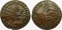 Cu Rechenpfennig 1629-1670 Sachsen-Rechenp...
