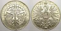 Silbermedaille 1881 Schützenmedaillen Münc...