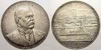 Silbermedaille 1911 Schiffahrt  Kl. Randfe...