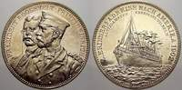 Silbermedaille 1902 Preußen Wilhelm II. 18...
