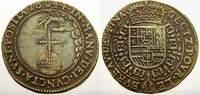 Cu Rechenpfennig 1644 Belgien-Brabant Phil...