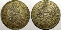 3 Kreuzer (Groschen) 1707  FN Schlesien-De...