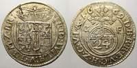 1/24 Taler (Groschen) 1669  GF Brandenburg...