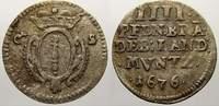 4 Pfennig 1676  CS Brandenburg-Preußen Fri...