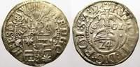 1/24 Taler (Groschen) 1602 Schauenburg und...