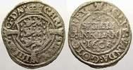 1 Skilling 1608 Dänemark Christian IV. 158...