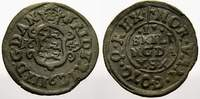 2 Skilling 1649 Dänemark Friedrich III 164...