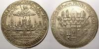 Breiter Taler 1661 Münster, Bistum Christo...