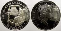 50 Dollars 1990 Cook-Inseln Elizabeth II. ...