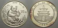 10 Yuan (Panda) 1996 China Volksrepublik seit 1955. Stempelglanz  65,00 EUR  plus 5,00 EUR verzending