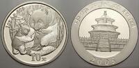 10 Yuan (Panda) 2005 China Volksrepublik s...