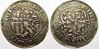 Schildgroschen Um 1428 Sachsen-Markgrafsch...