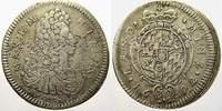 30 Kreuzer 1692 Bayern Maximilian II. Eman...