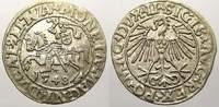 Halbgroschen 1548 Polen-Litauen Sigismund ...