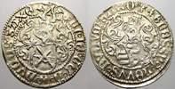 Zinsgroschen 1507-1525 Sachsen-Kurfürstent...