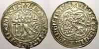 Schwertgroschen 1428-1464 Sachsen-Markgraf...