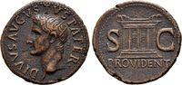 As 23/30, Rom. Kaiserliche Prägungen Tiber...