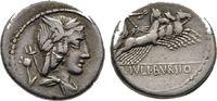 Denar 85 v. Chr., Republikanische Prägunge...