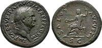 Sesterz 72/73, Rom. Kaiserliche Prägungen ...