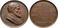 Bronzemedaille o.J. Stempe Hessen Wilhelm ...