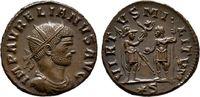 Antoninian,  Kaiserliche Prägungen Aurelia...