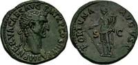 Dupondius 97. Kaiserliche Prägungen Nerva,...