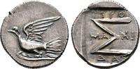 Hemidrachme 251/146 v.  Sikyonia