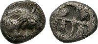 Obol 535/465 v.  Lukanien