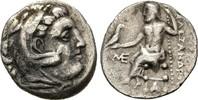 Drachme im Namen Alexanders III. des Gro 3...