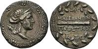 Tetradrachme 158/149 v.  Makedonisches Wel...